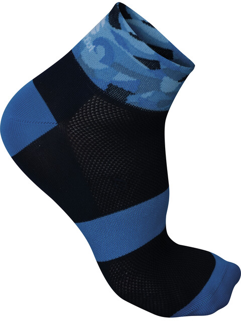 Sportful Primavera 3 Socks Women twilight blue/electric blue